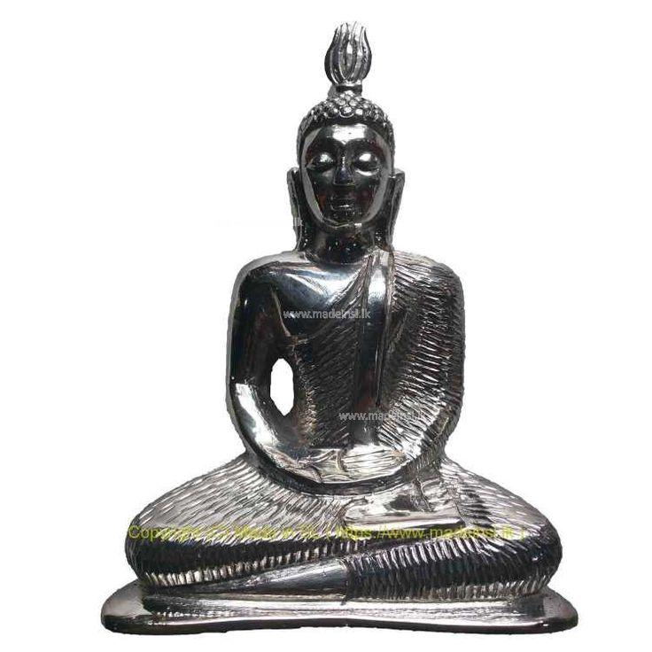 Brass Buddha Statue 9