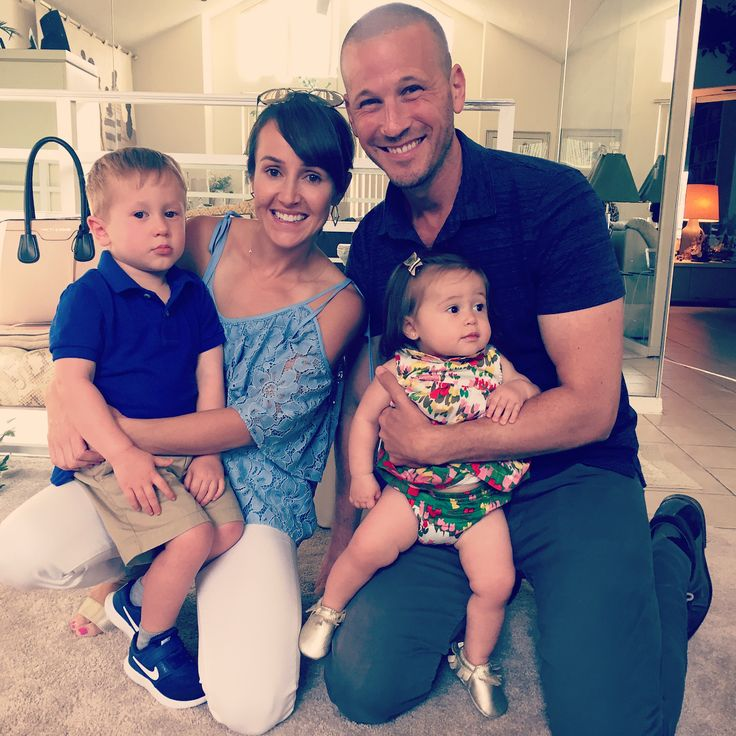 Ashley Hebert and JP Rosenbaum -   The Bachelorette star Ashley Hebert and JP Rosenbaum got married in December 2012 for a televised special for ABC.  The couple laterwelcomed son Fordham Rhys in September 2014 and daughter Essex Reese in November 2016.