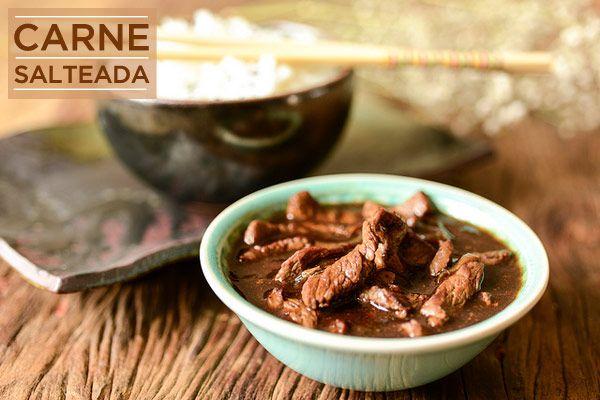 Receita Carne Salteada com Shoyu, Gengibre e Gohan - Aprenda a fazer (Receita: Dedo de Moça   Foto: Carol Milano)