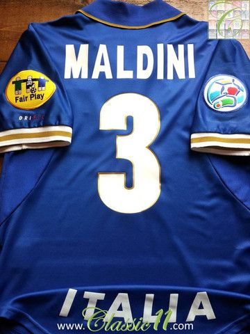 http://www.classic11.com/collections/italy-football-shirts/products/maldini-3-italy-euro-1996-home-shirt-m