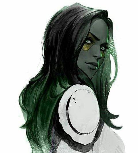 Gamora - Monika Palosz