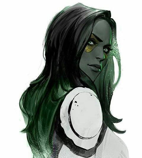 Gamora - Monika Palosz - Visit to grab an amazing super hero shirt now on sale!