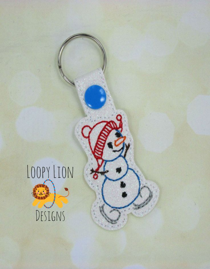 Best images about machine embroidery key fobs vinyl