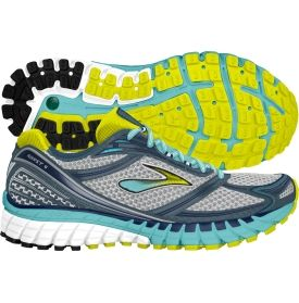 Brooks Women's Ghost 6 Running Shoe - My Xmas/birthday present. Time to hit the pavement again!