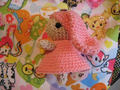 Amigurumi Atashi from Chobits **now with a pattern!