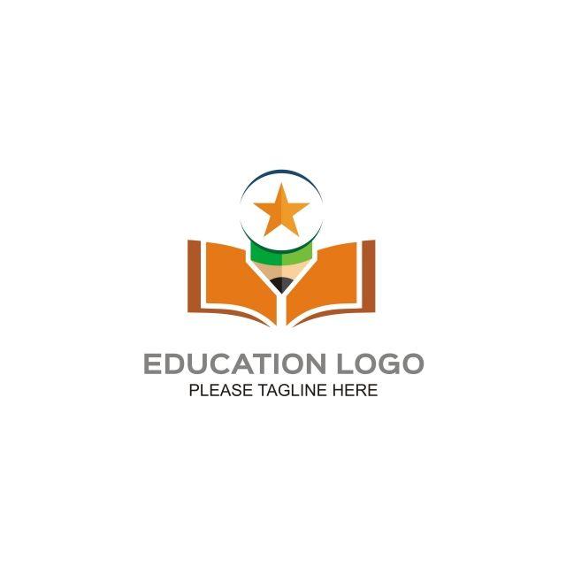 شعار المدرسة والتعليم Education Logo Education School