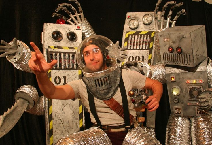 Robotplanet festiwal Singera