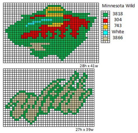 Minnesota Wild by cdbvulpix.deviantart.com on @deviantART