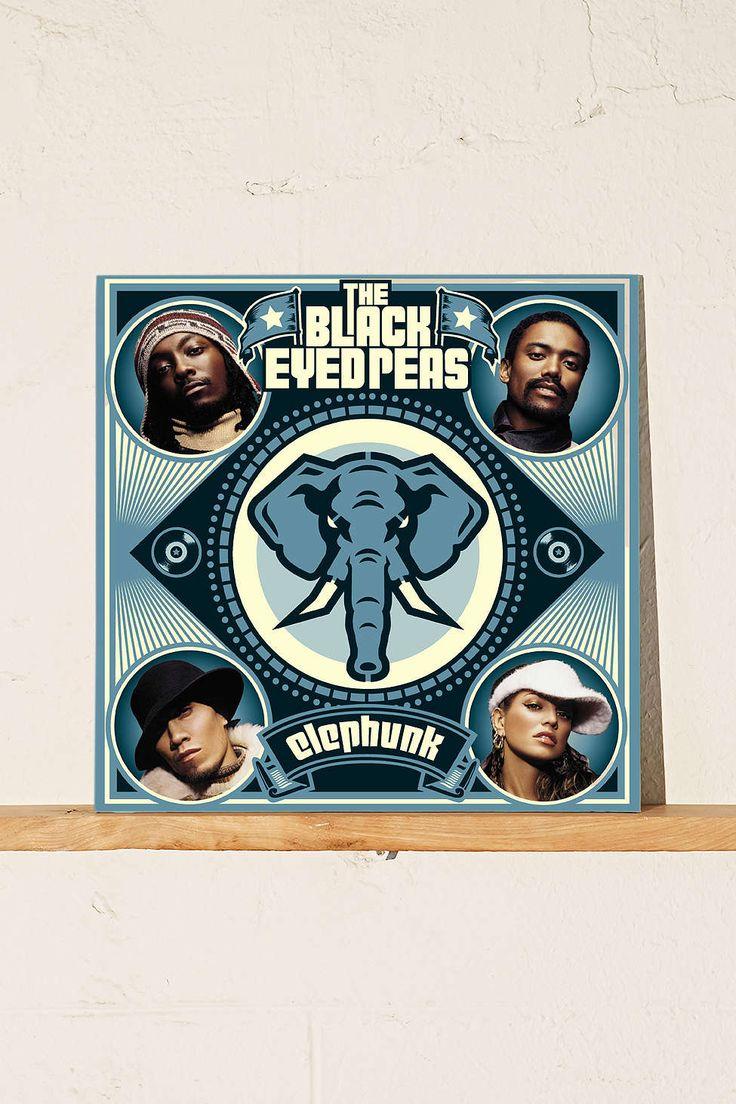 Black Eyed Peas - Elephunk 2XLP