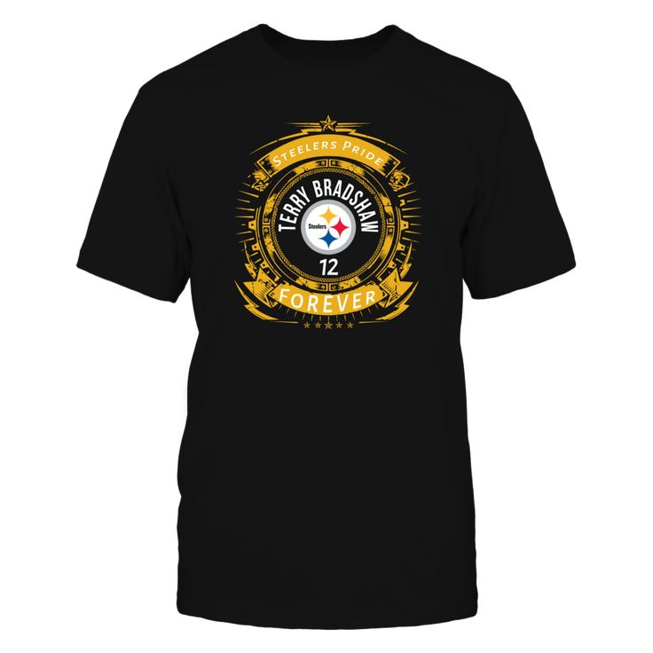 Steelers Pride - Terry Bradshaw