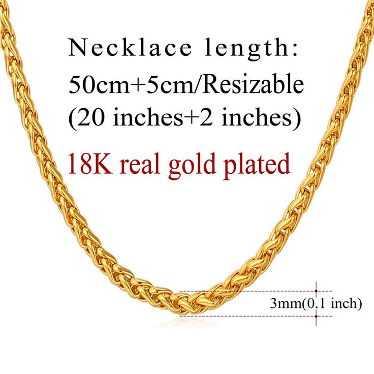 latest l fashion chains real view gold chain larger plated necklace