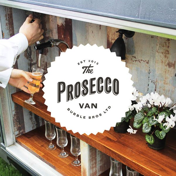 Bubble Bros Prosecco Van is a lovingly converted 3-wheeled Piaggio Ape in to a unique bar, Imported from Italy. Bringing something different to your wedding day.
