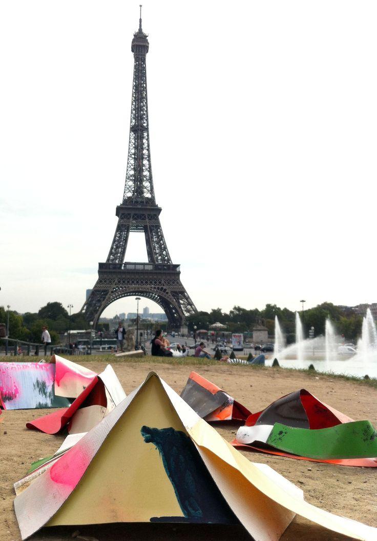 Hermann Josef Hack tent sculptures in front of the Eiffel Tower Paris 2014  sc 1 st  Pinterest & 77 best Hermann Josef Hack tent sculptures images on Pinterest ...