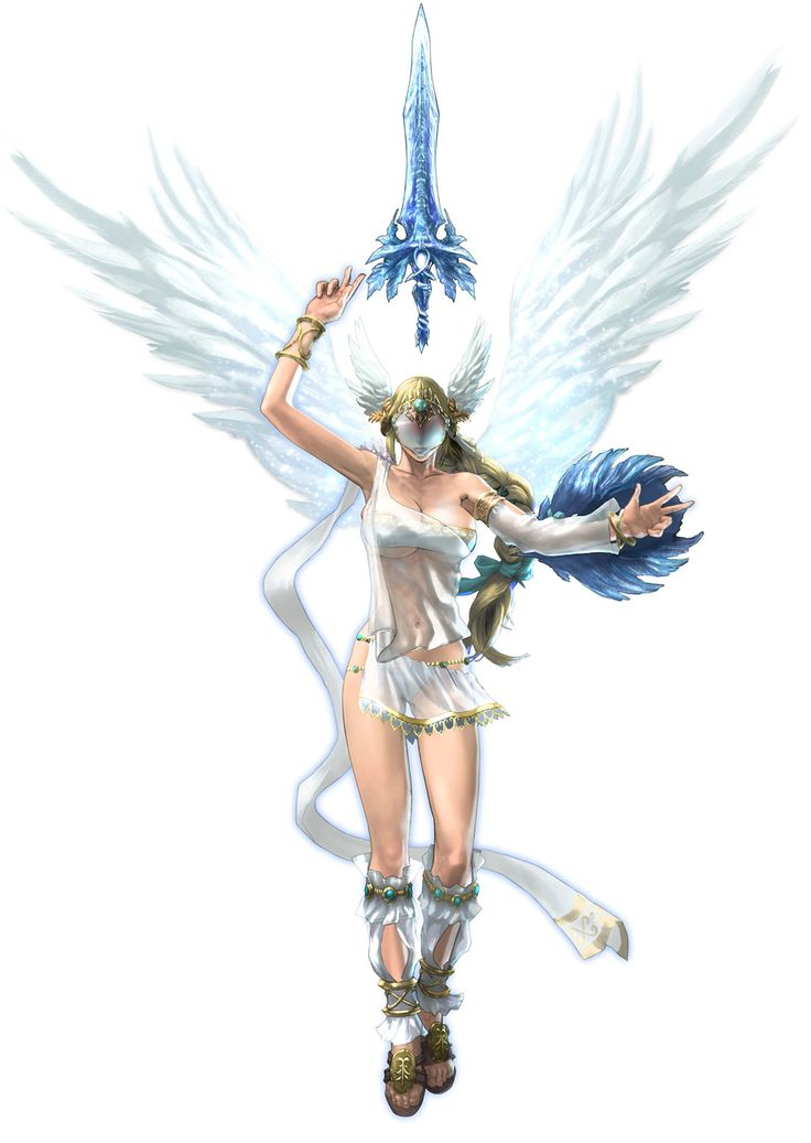 Elysium from Soul Calibur V