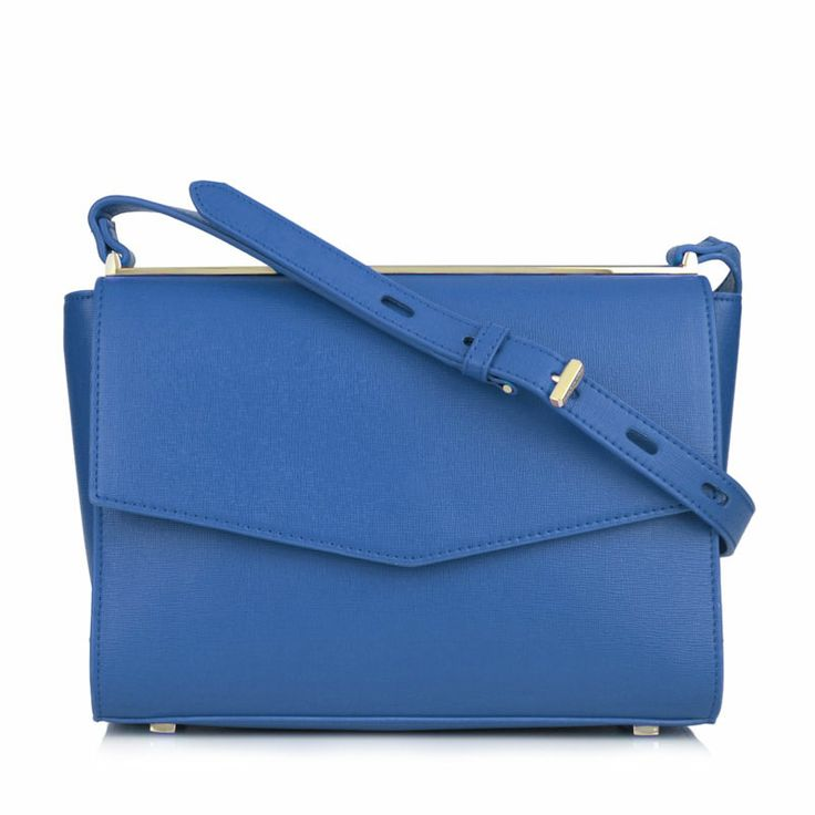 Medium Sling Bag - Blue - Sling Bag - Bags | CHARLES & KEITH