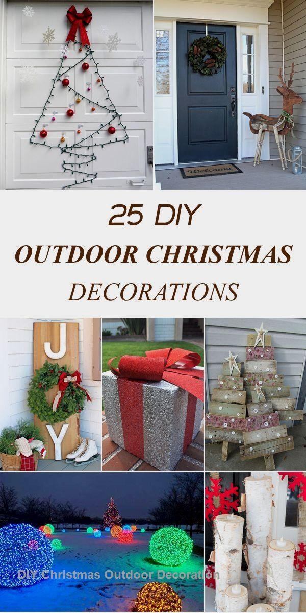 14 Indoor  Outdoor Christmas Decor #outdoordecor #christmasdecor