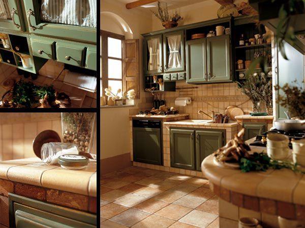Le 25 migliori idee su cucine country su pinterest - Cucina senza fornelli ...