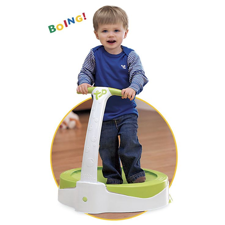 Baby Bouncer Trampoline - Educational Toys, Specialty Toys & Games - Creative, Award Winning for Science, Math and More | Young Explorers
