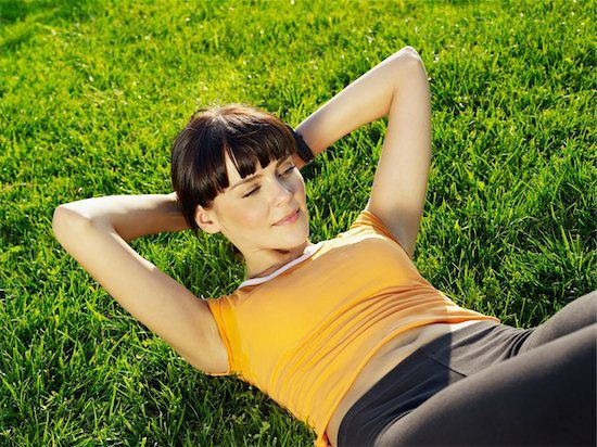 Don't waste your time with crunches. Get 5 ab #exercises that really work