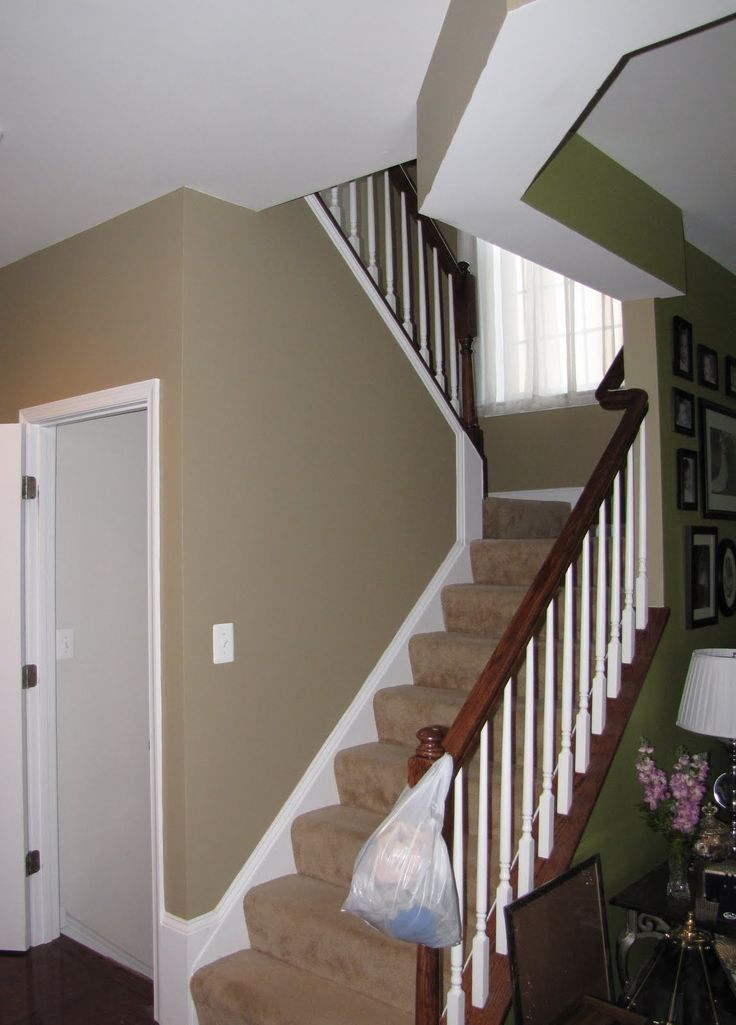 Transition Paint In Open Floor Plan Google Search