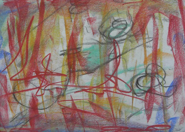 'Abstract48   https://pl.artfinder.com/kinga-ogieglo