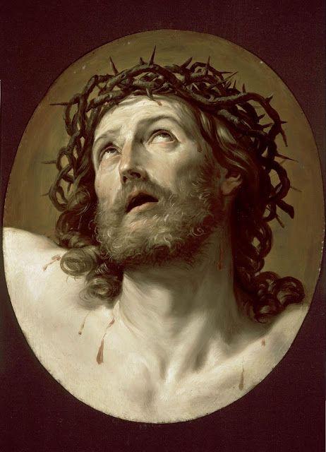 Ο Χριστός εστεμμένος με αγκάθια