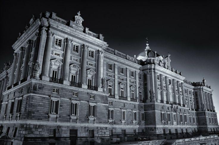 Palacio Real de Madrid by Javier  on 500px