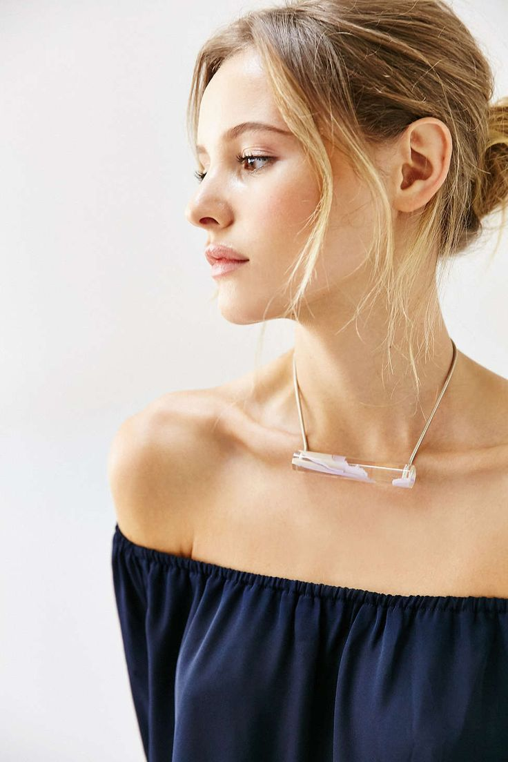 Collier Stay On The Beam Cast & Combed