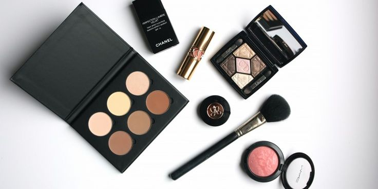 A few of my favorite makeup products!