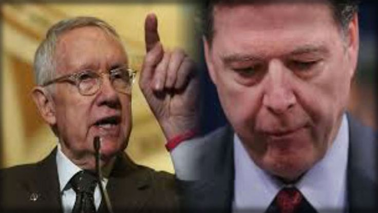 BREAKING: DIRTY HARRY REID COLLUDED WITH JAMES COMEY IN TRUMP TOWER WIRE...