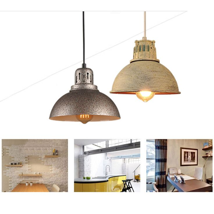 Innovative Eggshell Model Study Lamp Stylish Industrial Wall Iron Ceiling Lamp #Unbranded