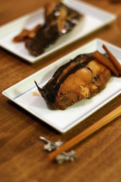 KICHI,KITCHEN 2 : ヒラメの煮付けと明太卵焼き