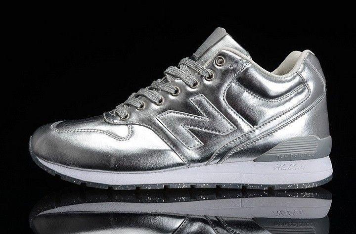 wij verkopen alleen echte New Balance NB 996 Loopschoenen Dames/Heren Nachtlichtje Zilver Wit Online Shop