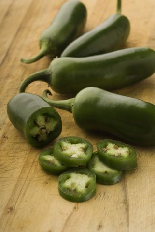 Various Hot Peppers Used In Popular Mexican Dishes