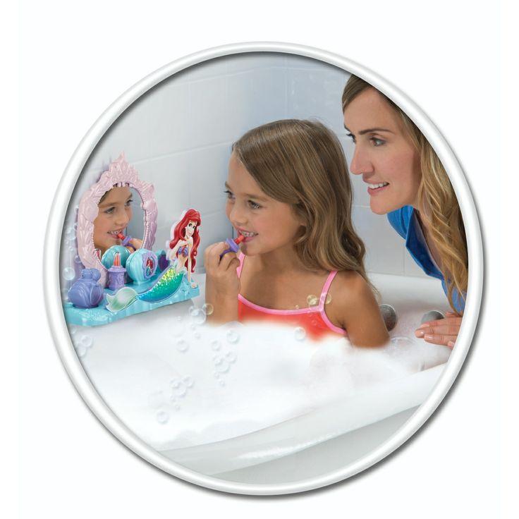 Disney Princess Ariel Bath Vanity Set Smyths Toys