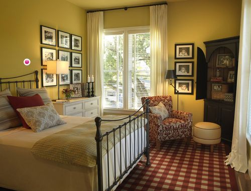 Best Yellow Walls White Trim Images On Pinterest Yellow