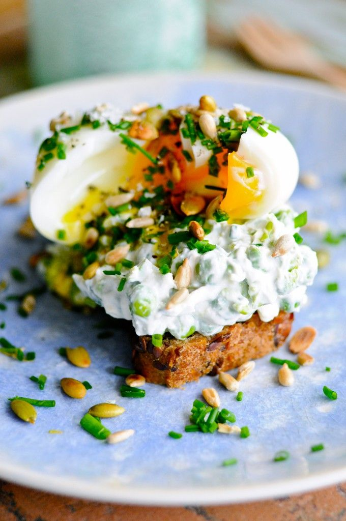Proteinrig morgenmad med æg