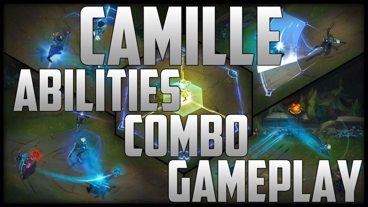 New Champion Camille Abilities and Gameplay https://www.youtube.com/watch?v=MvUaH3x8hO4 #games #LeagueOfLegends #esports #lol #riot #Worlds #gaming