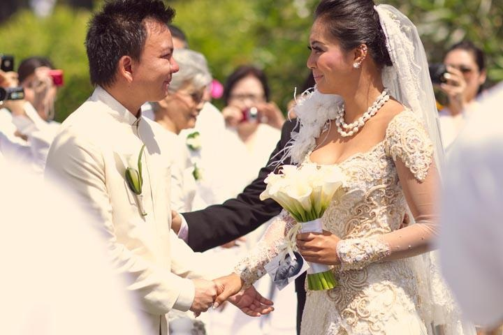Kebaya: traditional wedding gown from Indonesia