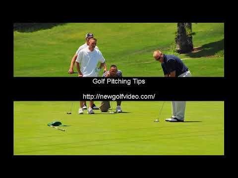 UK Golf Gear - paul wilson golf tips pitching