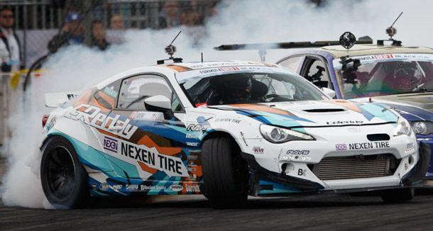 Formula DRIFT - Drivers - Kenshiro Gushi