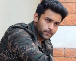 Varun Tej as cop in Mister