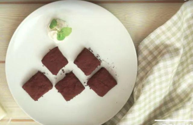 カンタンお餅アレンジ♩もちもちスイーツ「チョコもち」のレシピ - macaroni