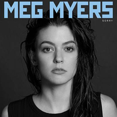 Sorry by Meg Myers with Shazam -- LOVE this new album!!!!