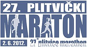 This year's Plitvice Marathon races (Plitvički maraton), which attract hundreds of runners each year, will take place on Saturday 2 June 2012.  This will be the 27th year of Plitvički maraton, annually held in Plitvice Lakes National Park, organised by the National Park's authorities.