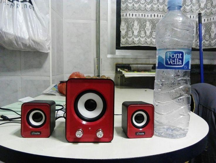 Outside speakers