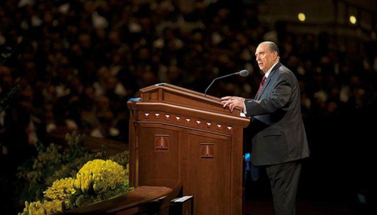 sommes-nous disposés à écouter la voix de Dieu au travers de celles des prophètes, préparons-nous à l'entendre lors de la conférence générale.