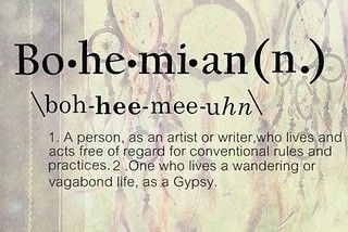 My English teacher in high school labeled me with this word constantly!  She was, indeed, very perceptive.