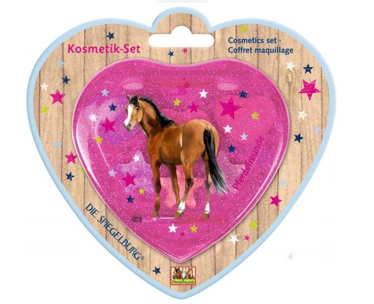 Der Spielzeugtester hat das Kosmetik-Set Pferdefreunde angeschaut und empfiehlt … – Spielzeugtester