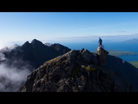 Danny Macaskill: The Ridge And Making the Ridge